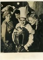 France Paris Prix Culinaire Cuisinier Gastronomie Ancienne Photo 1960 - Professions