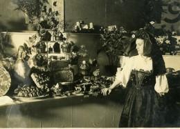 France Paris Salon Gastronomique Produits Regionaux D'Alsace Ancienne Photo 1930 - Professions