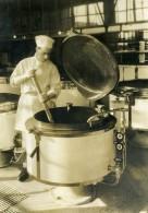 France Paris Hopital Beaujon Cuisines Monumentales Ancienne Photo 1930 - Professions