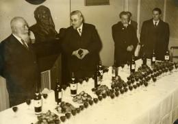 France Paris Ramadier Inaugure La Maison De Cooperatives Ouvrieres Ancienne Photo 1938 - Professions