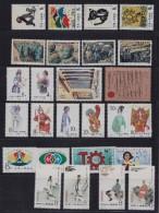 Chine - Series - 1983 - *** Mnh - 1949 - ... Repubblica Popolare