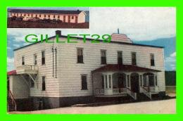 POINTE-À-LA-GARDE, QUÉBEC - HOTEL MOTEL MATAPÉDIA - CIRCULÉE EN 1989 - LORENZO AUDET ENR, ÉDITEUR - - Autres