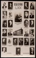 """ESPERANTO ASOCIO """" PROFESSOR TSCHIRCH ( Bern ) Und SEINER EHEMALIGE SCHÜLER - Esperanto"""