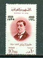 Irak 1960  Yv 294**,   MNH - Iraq