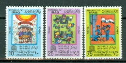 Irak 1976  Yv 807 E/F/G/** MNH - Iraq