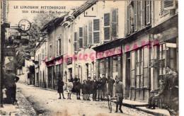 87 - CHALUS - LA RUE SALARDINE - EDITEUR PM N° 2320-   LE LIMOUSIN PITTORESQUE - MICHELIN - Chalus