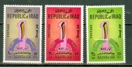 Irak 1977  Yv 820/822** MNH - Iraq