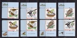 Moldova, 2010,  Birds - Moldova