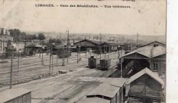LIMOGES GARE DES BENEDICTINS VUE INTERIEURE - Limoges