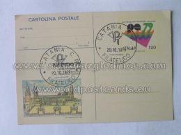 Catania 15 Cartolina Postale - Catania