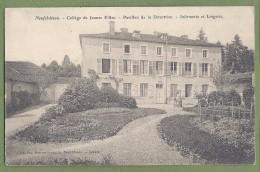 CPA - VOSGES - NEUFCHATEAU -COLLEGE DE JEUNES FILLES, PAVILLON DE LA DIRECTRICE, IMFIRMERIE LINGERIE - Simonet-Beaucolin - Neufchateau