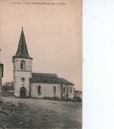Védrines-saint-loup  L'église - Frankreich