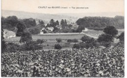 CHARLY SUR MARNE - Vue Panoramique - France