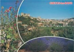 CPM - 04 - GREOUX-les-BAINS - Gréoux-les-Bains