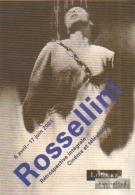 """Carte Postale édition """"Dix Et Demi Quinze"""" - Louvre Aud - Rossellini (Ingrid Bergman Dans Jeanne D'Arc Au Bûcher) Cinéma - Actores"""