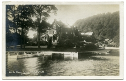 LAKE DISTRICT : WINDERMERE - THE FERRY HOTEL (ABRAHAMS) - Cumberland/ Westmorland