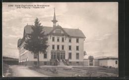 AK Grangeneuve, Ecole D'agriculture, Facade Nord - FR Fribourg