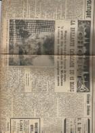 """49 - CHOLET - Journal """" L'Intérêt Public """"25/03/1939 ( Dessin Humoristique De Alexandre Lamy ) - Journaux - Quotidiens"""