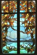 CPM 54 (Meurthe-et-Moselle) Nancy - Courges Et Nymphéas, Vitrail Par J. Gruber 1907 TBE - Nancy