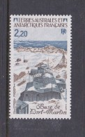 French Southern And Antarctic Territory SG 203 Port Martin Base MNH - Unclassified