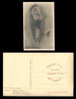 B)1894 ROMANIA, ART, PAINTING, LADY, WORKER WOMAN, PAINTER NICOLAE GRIGORESCU, POSTCARD - Romania