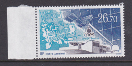 French Southern And Antarctic Territory SG 332 Airmail Map Of Antarctic Satellite MNH - Unclassified
