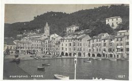 Portofino - Piazza - Stab Civicchioni Chiavari - Carte N°5557 Non Circulée - Genova