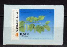 Finland 2002 Birch - Self-Adhesive Stamp.MNH - Finland