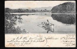 Iles Fidji , Fiji - Ba River  ( Abimée Sur Un Bord , Timbre Arraché Au Dos ) Oda160 - Fiji