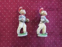 Pompiers Anciens - Militaires