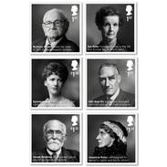 Groot-Britannië / Great Britain - Postfris / MNH - Complete Set Britse Humanisten 2016 - Ongebruikt