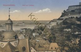 Ehrebreitstein  - Blick Auf Coblenz (1C037) Feldpost - Ohne Zuordnung