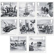 Groot-Britannië / Great Britain - Postfris / MNH - Complete Set Shackleton Expedition 2016 - 1952-.... (Elizabeth II)