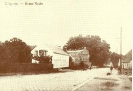 """Ollignies Grand'Route  (Reproduction Offerte Pour Les 20 Ans De """" Sport Pour Tous"""" De L´Adeps) - Huy"""