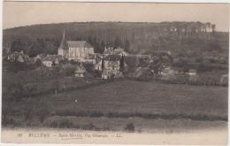 BELLEME SAINT MARTIN VUE GENERALE 1918 TBE - Autres Communes