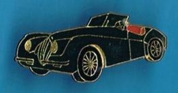 PIN´S //  ** JAGUAR XK 140 ** CABRIOLET ** 1950 ** - Jaguar