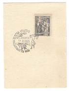 CROATIA  SPECIAL POSTMARK 1955 ZAGREB HRVATSKA FIRST AGRICULTURE EXHIBITION YUGOSLAVIA JUGOSLAVIJA - Covers & Documents