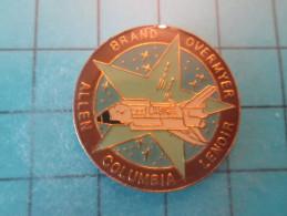 Pin816a Pin´s Pins /    AVIATION : US NAVY ESCADRILLE BLACK KNIGHTS F-14 TOMCAT     Marquage Au Dos :  -  Voir Photo N°2 - Spazio