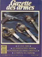 C1 Revue GAZETTE DES ARMES # 177 1988 - Revues & Journaux