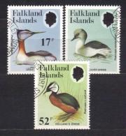 R688 - FALKLAND , Serie Completa Usata 425/427 - Falkland