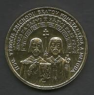 Slovakia, Cyril And Methodius, Souvenir Jeton - Tokens & Medals