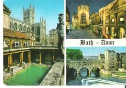 Bath  - Avon, England Delightful City Built On The Banks Of The River Avon - Bath