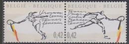 SERIE 3054/55  XX  MNH  POSTGAAF - Belgien