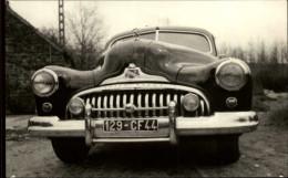 AUTOMOBILES - PHOTO PRISE Dans Un Garage à NANTES - BUICK 150 Cv - Automobili
