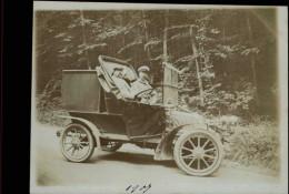 AUTOMOBILES - PHOTO - TACOT - Automobiles