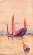 ¤¤  -   CHINE   -  Illustrateur   -  Bateau   -  Timbre , Oblitération   -  ¤¤ - Chine