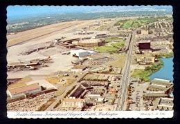 Seattle Tacoma International Airport / Postcard Not Circulated - Aerodromi