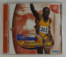 Dreamcast Japanese : Sega Sports Virtua Athlete 2K HDR-0081 - Sega