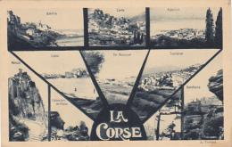 20. CORSE.  LA CORSE.  MULTIS VUES - France
