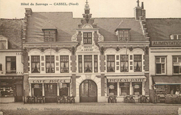 CASSEL - Hôtel Du Sauvage. - Cassel